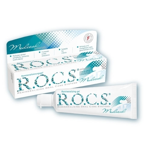 R.O.C.S. Medical Remineralisierungsgel (35 ml)