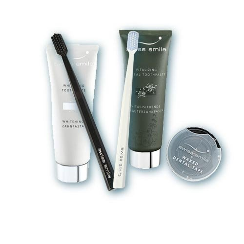 swiss smile Day&Night whitening and repair Set