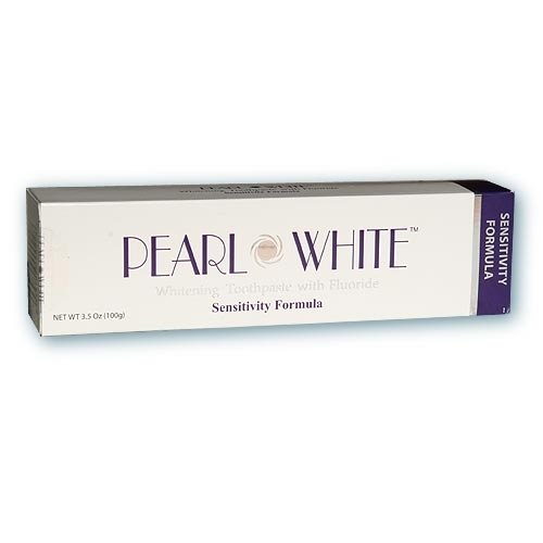 Beyond Pearl White Sensitivity Formula Zahnpasta (120 g)