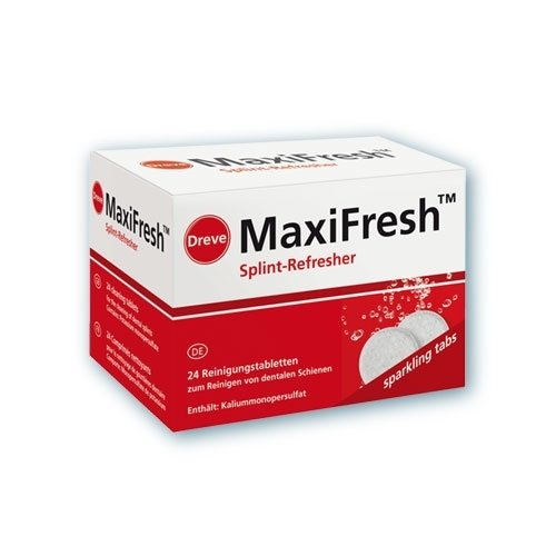 MaxiFresh Reinigungstabletten Refill Set (24 Tbl.)